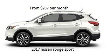 Nissan Rouge Sport
